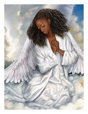 Coolest Images Of Black Angels african american angel Angels on Assignment